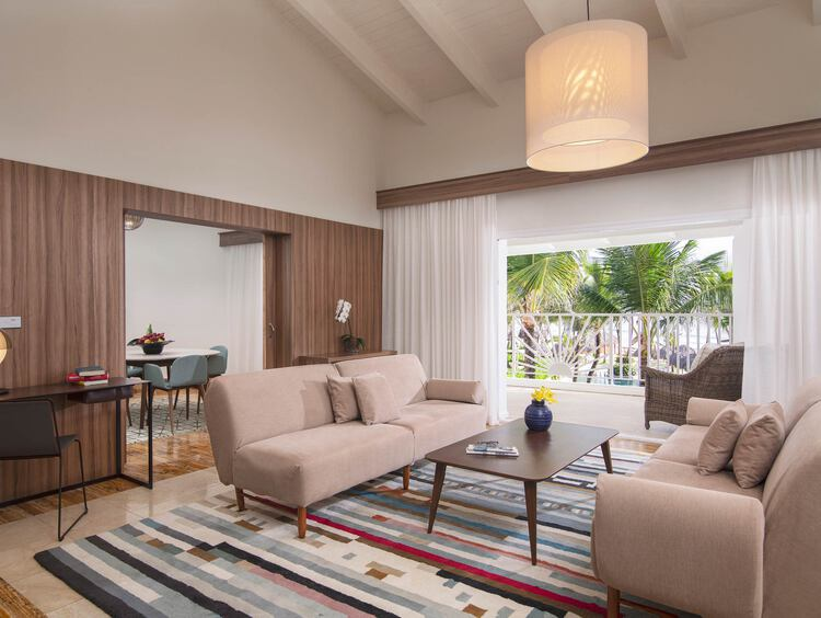 Rekindle in Your Own World within a Resort in an Imperial Punta Cana Suite
