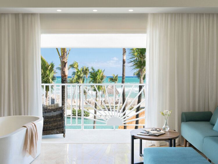 An Unparalleled Suite with an Ocean View in Punta Cana