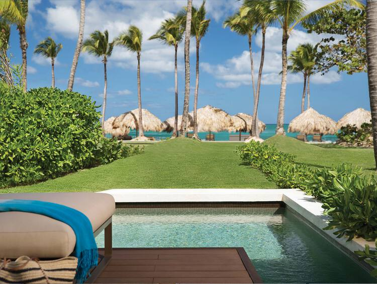 Excellence Punta Cana Suites with Private Pool Terrace