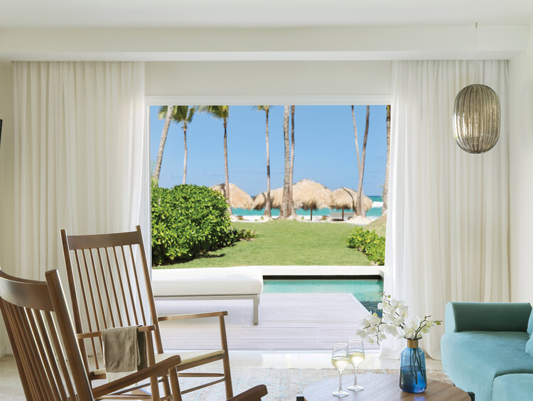 Suite con Piscina Privada en Excellence Punta Cana