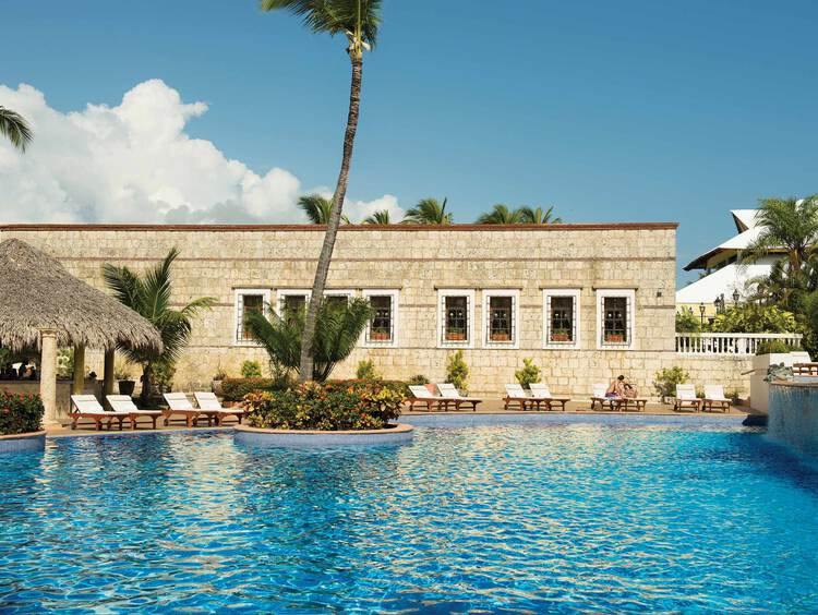 Piscine Club chez Excellence Punta Cana