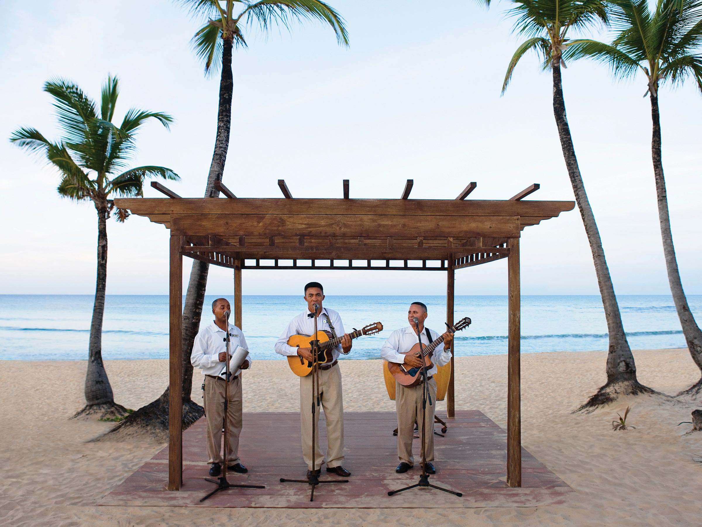Punta Cana Live Music on the Beach