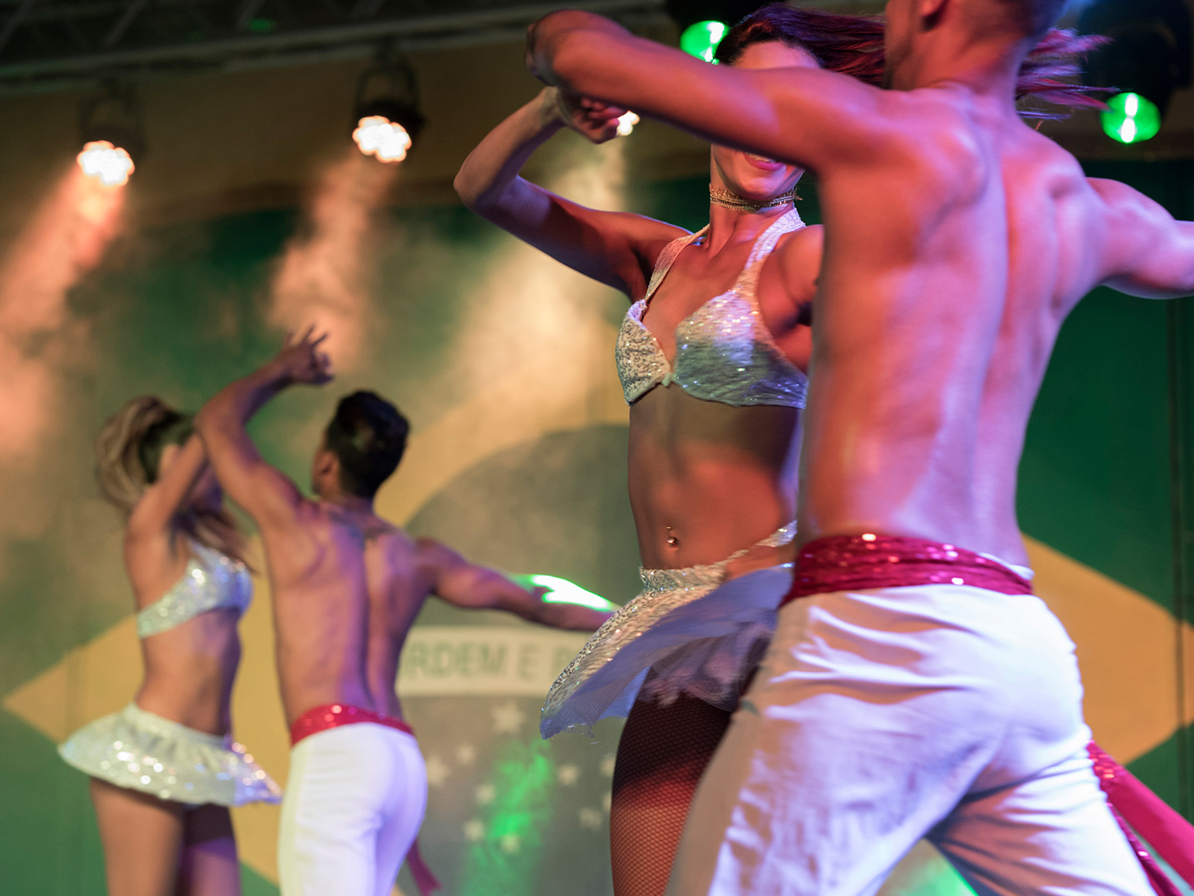 Night Entertainment at Excellence Punta Cana Resort