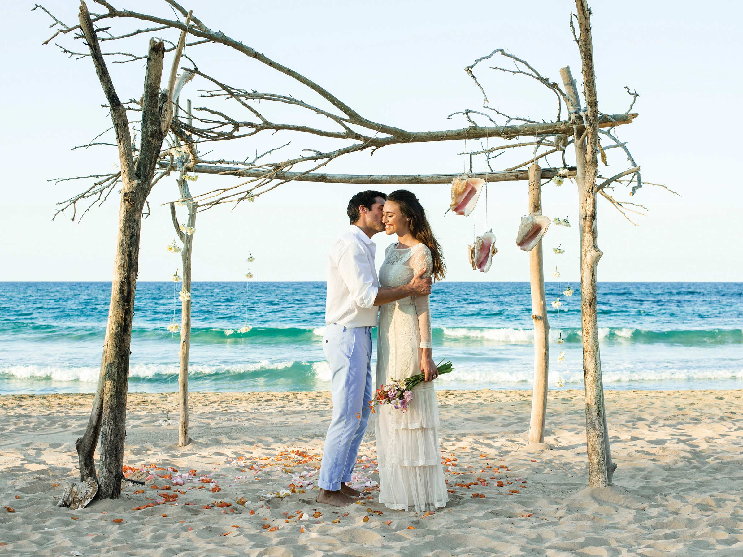 Luxury all inclusive weddings Punta Cana