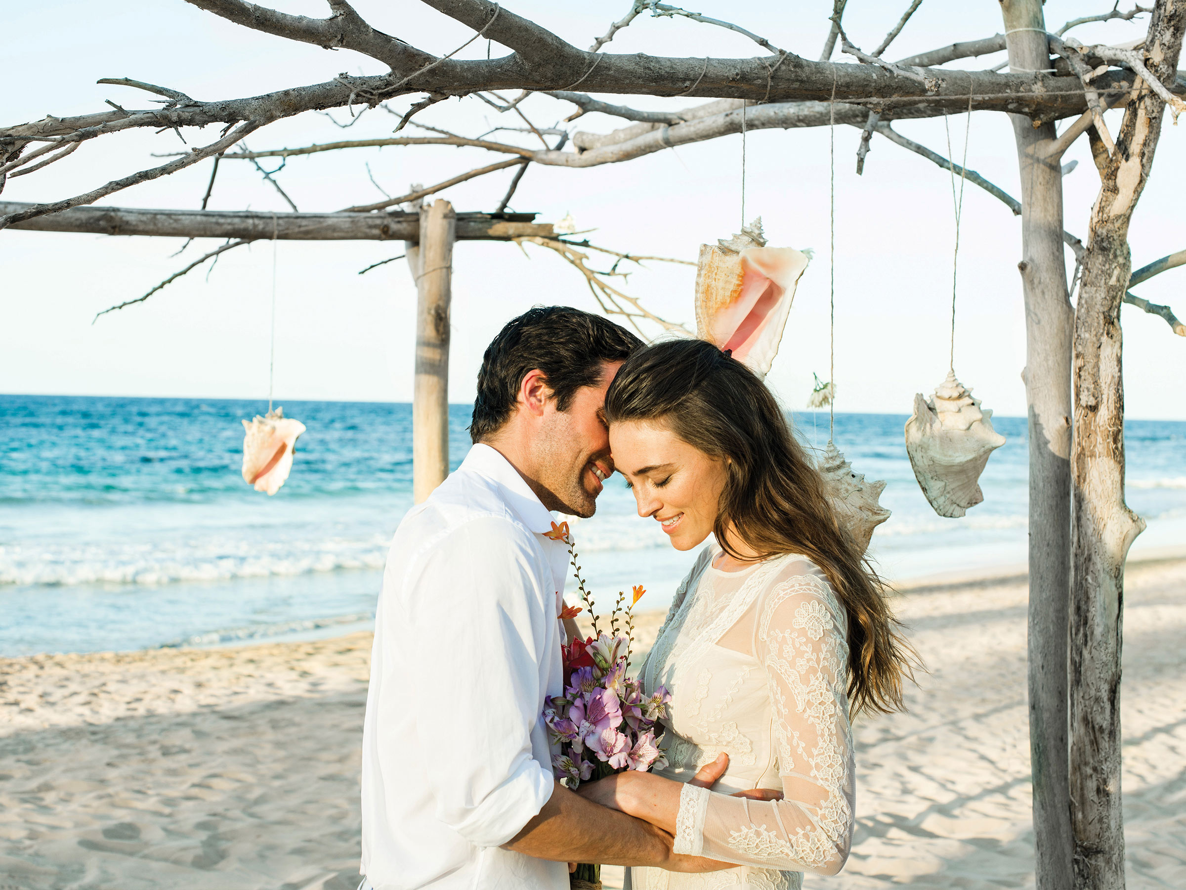 Punta Cana Beach Wedding Decor