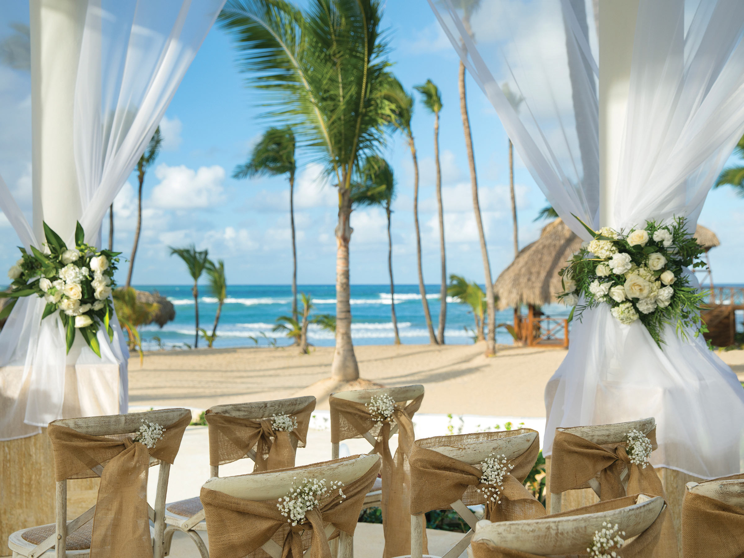 Excellence Punta Cana Wedding on the Beach