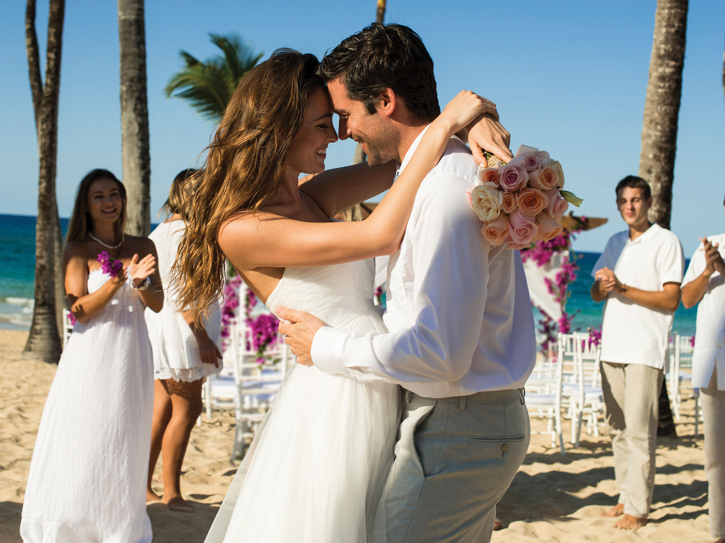 Dream Weddings at Excellence Punta Cana All Inclusive Resort