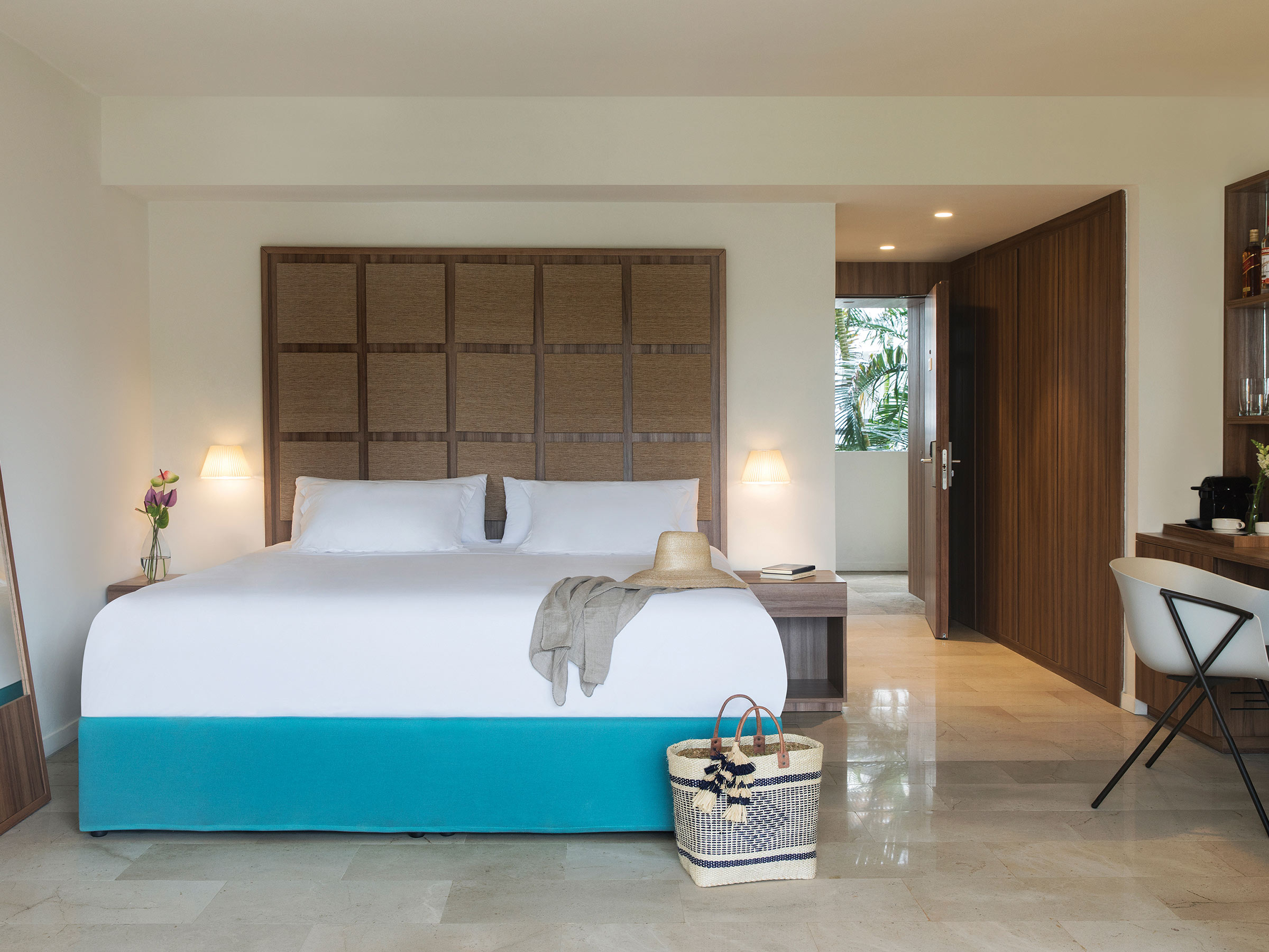 The Perfect Home Away from Home is Found in Our Swim-Up Suites in Punta Cana