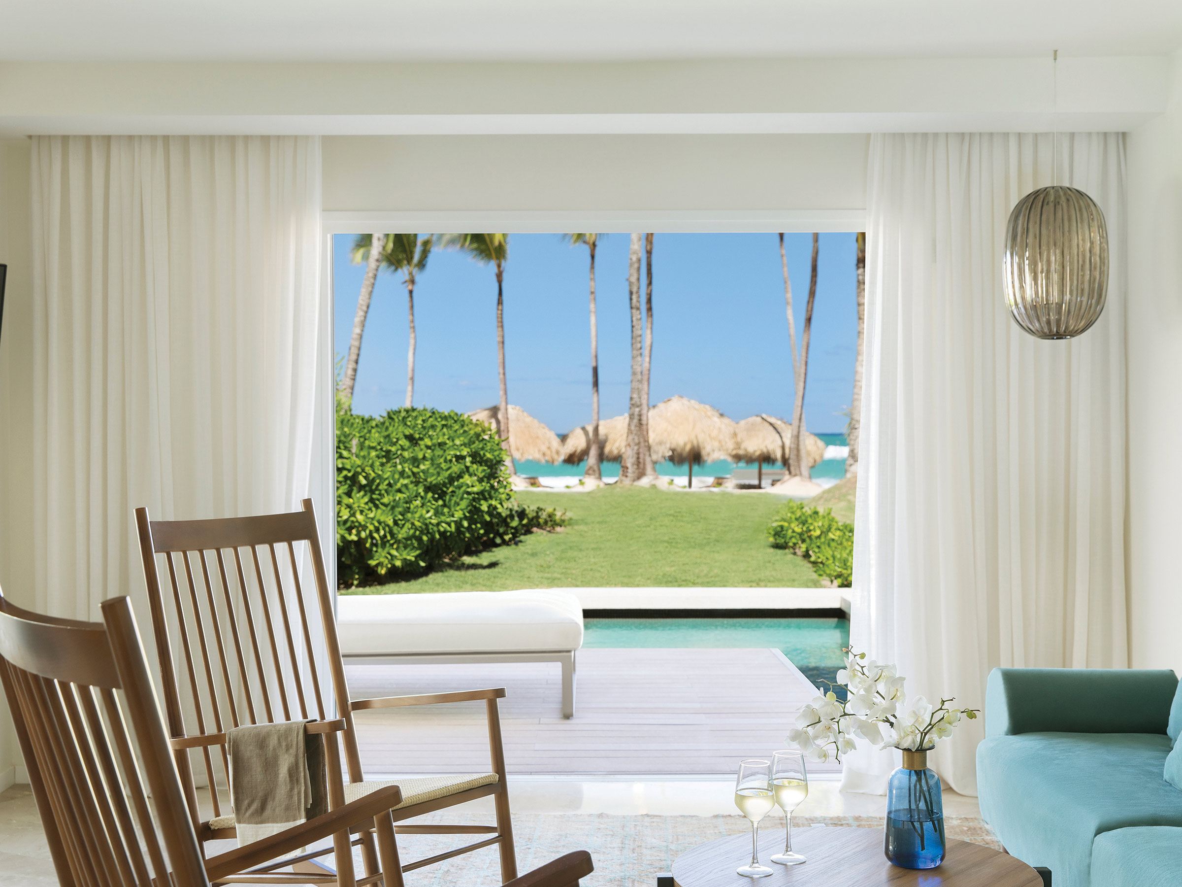 Enjoy the Best of the Caribbean in Our Punta Cana Suites with Private Pool